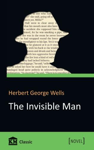 Книга The Invisible Man