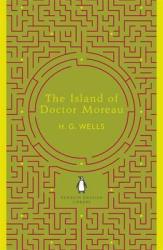 The Island of Doctor Moreau - фото обкладинки книги