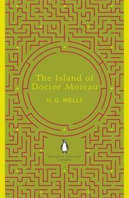 Книга The Island of Doctor Moreau