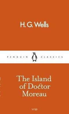The Island of Doctor Moreau (Pocket Penguins) - фото книги