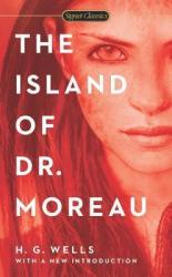 The Island of Dr. Moreau - фото обкладинки книги