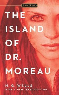 The Island of Dr. Moreau - фото книги