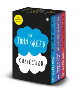 The John Green Collection - фото книги