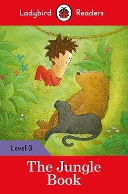 The Jungle Book - Ladybird Readers Level 3 - фото книги