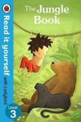 The Jungle Book - Read it yourself with Ladybird : Level 3 - фото обкладинки книги