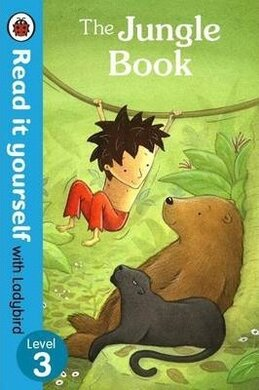 The Jungle Book - Read it yourself with Ladybird : Level 3 - фото книги