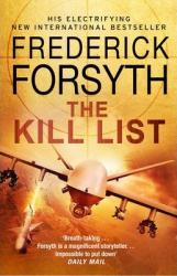 The Kill List - фото обкладинки книги