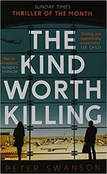 The Kind Worth Killing - фото обкладинки книги