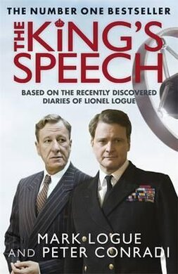 The King's Speech : How one man saved the British monarchy - фото книги