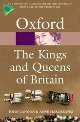 The Kings and Queens of Britain - фото обкладинки книги