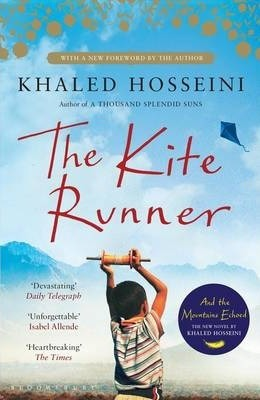 Книга The Kite Runner