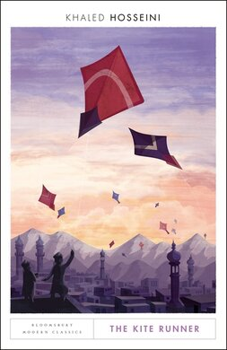 The Kite Runner - фото книги