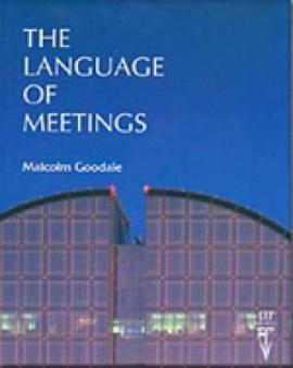 The Language of Meetings - фото книги