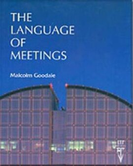 The Language of Meetings - фото книги