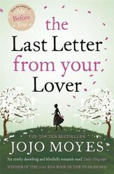 The Last Letter from Your Lover - фото обкладинки книги