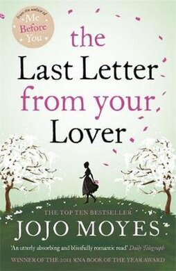 The Last Letter from Your Lover - фото книги