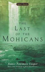 The Last of the Mohicans  (The Leatherstocking Tales) - фото обкладинки книги