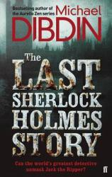 The Last Sherlock Holmes Story - фото обкладинки книги