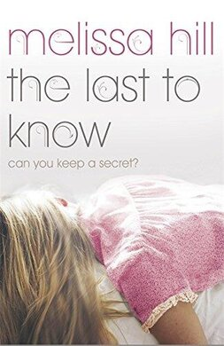 The Last To Know - фото книги