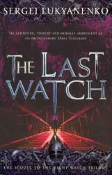The Last Watch : (Night Watch 4) - фото обкладинки книги