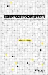 The Lean Book of Lean : A Concise Guide to Lean Management for Life and Business - фото обкладинки книги