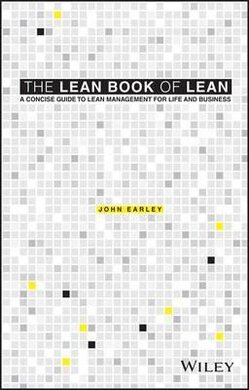 The Lean Book of Lean : A Concise Guide to Lean Management for Life and Business - фото книги