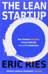 The Lean Startup: How Constant Innovation Creates Radically Successful Businesses - фото обкладинки книги