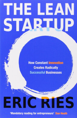The Lean Startup: How Constant Innovation Creates Radically Successful Businesses - фото книги