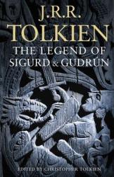 The Legend of Sigurd and Gudrun - фото обкладинки книги