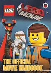 The LEGO Movie: the Official Movie Handbook - фото обкладинки книги