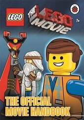The LEGO Movie: the Official Movie Handbook - фото обкладинки книги