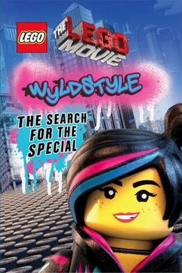 The LEGO Movie. Wyldstyle: The Search for the Special - фото книги
