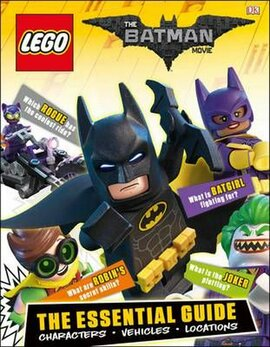The LEGO (R) BATMAN MOVIE The Essential Guide - фото книги