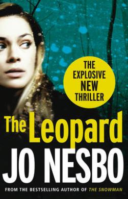 The Leopard : Harry Hole 8 - фото книги