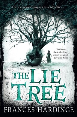 The Lie Tree - фото книги