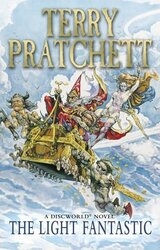 The Light Fantastic : (Discworld Novel 2) - фото обкладинки книги