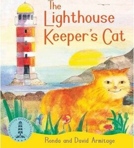 The Lighthouse Keeper's Cat - фото книги