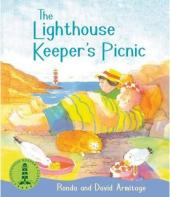 The Lighthouse Keeper's Picnic - фото обкладинки книги