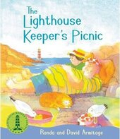 Книга The Lighthouse Keeper's Picnic