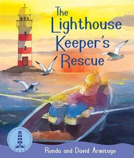 The Lighthouse Keeper's Rescue - фото книги