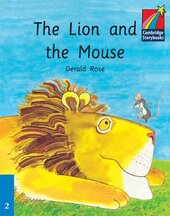 The Lion and the Mouse Level 2 ELT Edition - фото обкладинки книги