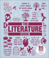 The Literature Book: Big Ideas Simply Explained - фото обкладинки книги