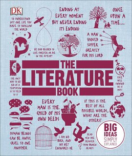 The Literature Book: Big Ideas Simply Explained - фото книги