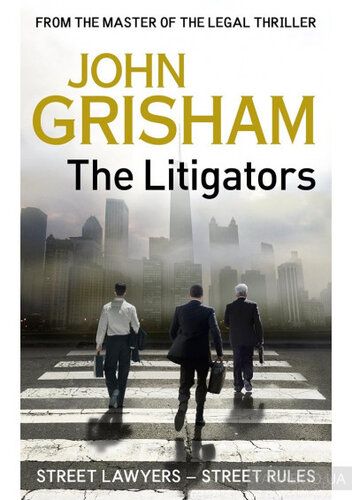 Книга The Litigators