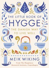 The Little Book of Hygge: The Danish Way to Live Well - фото обкладинки книги