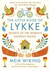 The Little Book of Lykke: The Danish Search for the World's Happiest People - фото обкладинки книги