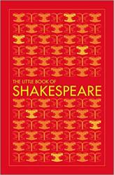 The Little Book of Shakespeare - фото обкладинки книги