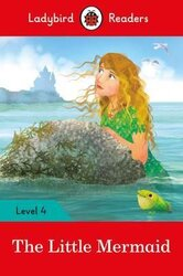 The Little Mermaid - Ladybird Readers Level 4 - фото обкладинки книги