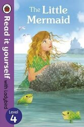 The Little Mermaid - Read it yourself with Ladybird : Level 4 - фото обкладинки книги