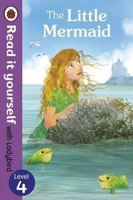 The Little Mermaid - Read it yourself with Ladybird : Level 4 - фото книги